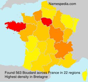 Boudard