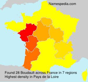 Boudault