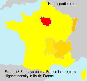 Boudaya