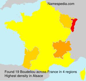 Boudeliou
