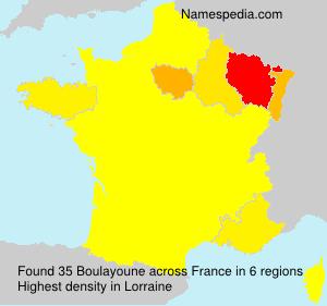 Boulayoune - France