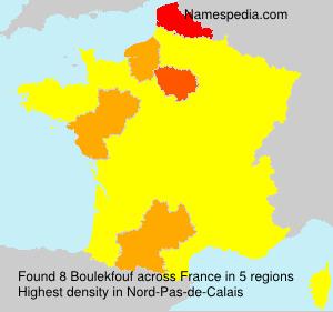 Boulekfouf - France
