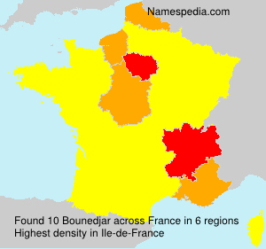 Bounedjar - France