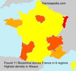 Bousmina - France