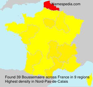 Boussemaere
