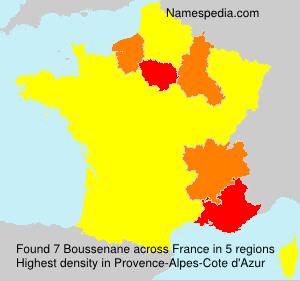 Boussenane