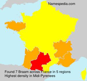 Braam - France