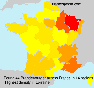 Brandenburger - France