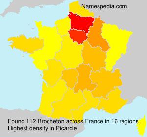 Brocheton