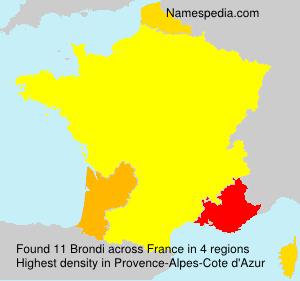 Brondi - France