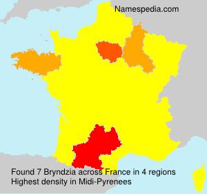 Bryndzia - France