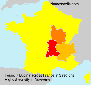 Bucina - France