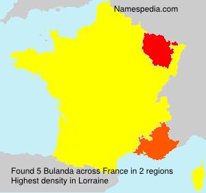 Bulanda - France