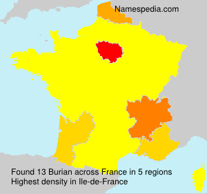 Burian - France