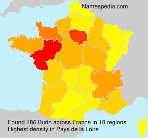 Burin - France