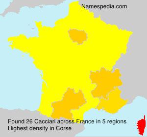 Cacciari - France