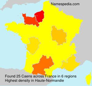 Caens - France