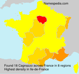 Cagnazzo - France