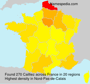 Cailliez