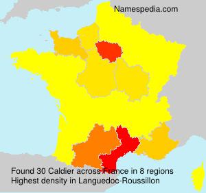 Caldier