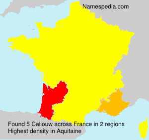 Caliouw
