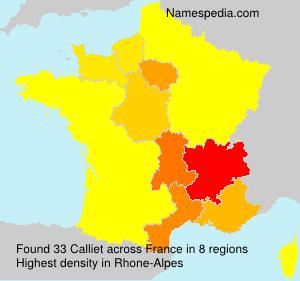 Calliet