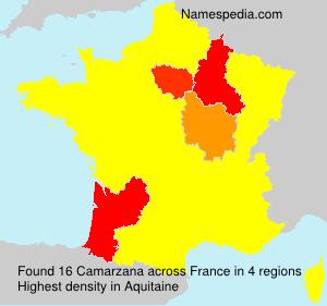 Camarzana