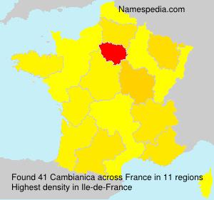 Cambianica