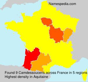 Camdessoucens