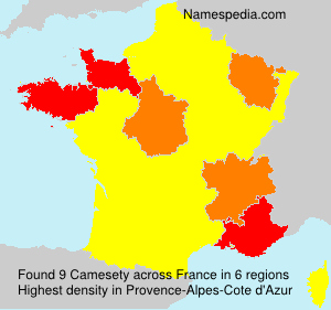 Camesety