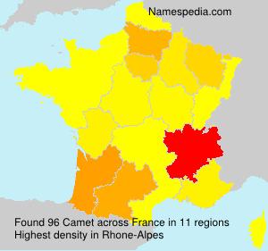 Camet