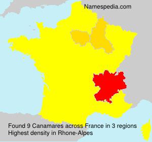 Canamares