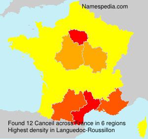 Canceil