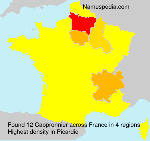 Cappronnier
