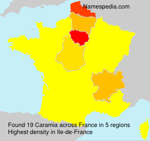 Caramia