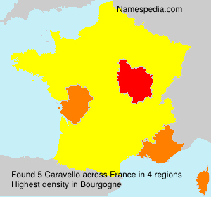 Caravello - France