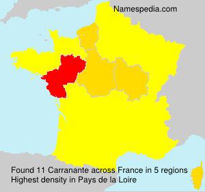 Carranante - France