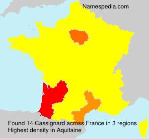 Cassignard