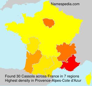 Cassola - France