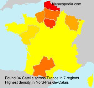 Catelle - France