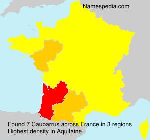 Caubarrus