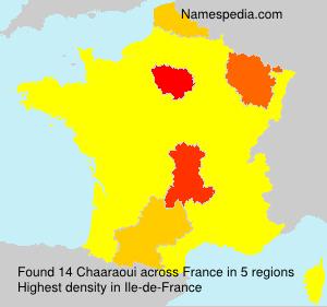 Chaaraoui