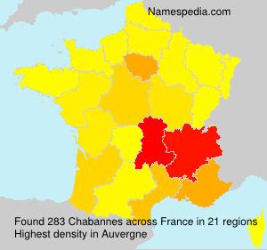 Chabannes
