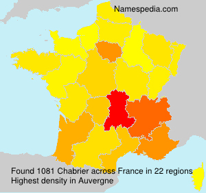 Chabrier - France