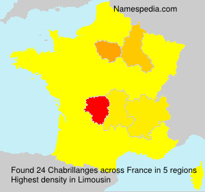 Chabrillanges - France
