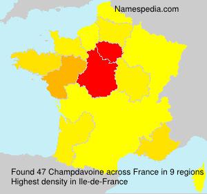Champdavoine