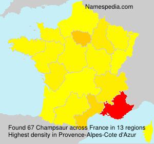 Champsaur names encyclopedia - Adrien champsaur ...