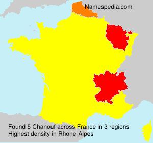 Chanouf
