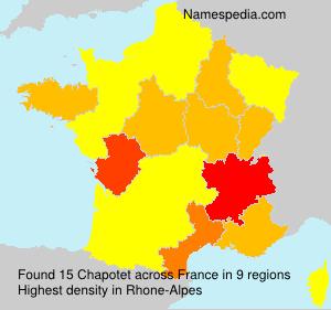 Chapotet