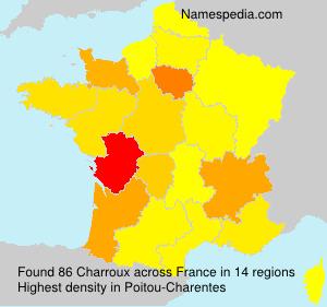 Charroux - France